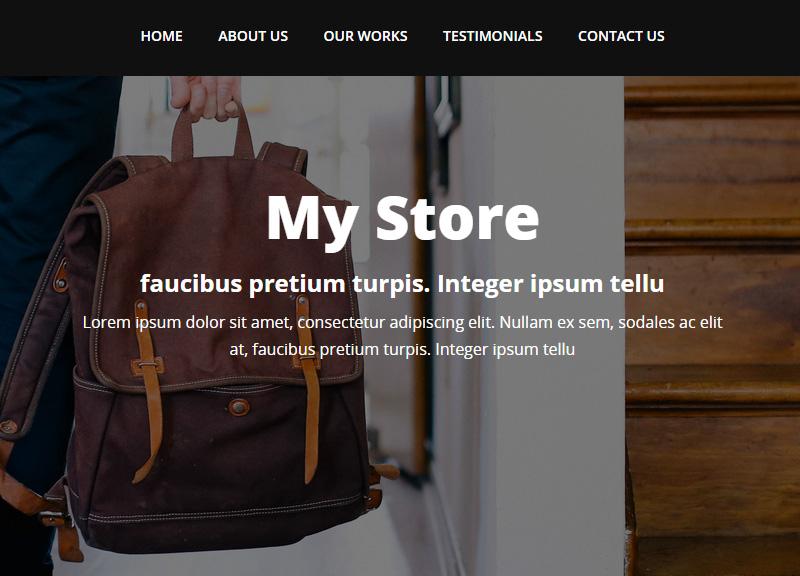 One Dollar Premium Design MyStore